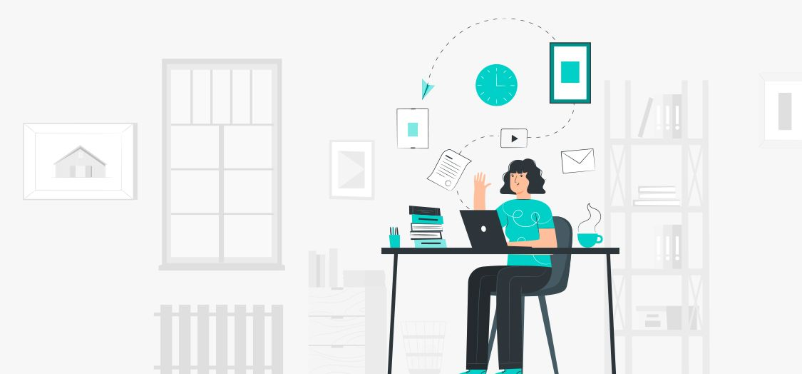 Mide el nivel de teletrabajo de tu organización / Measure your organization teleworking level