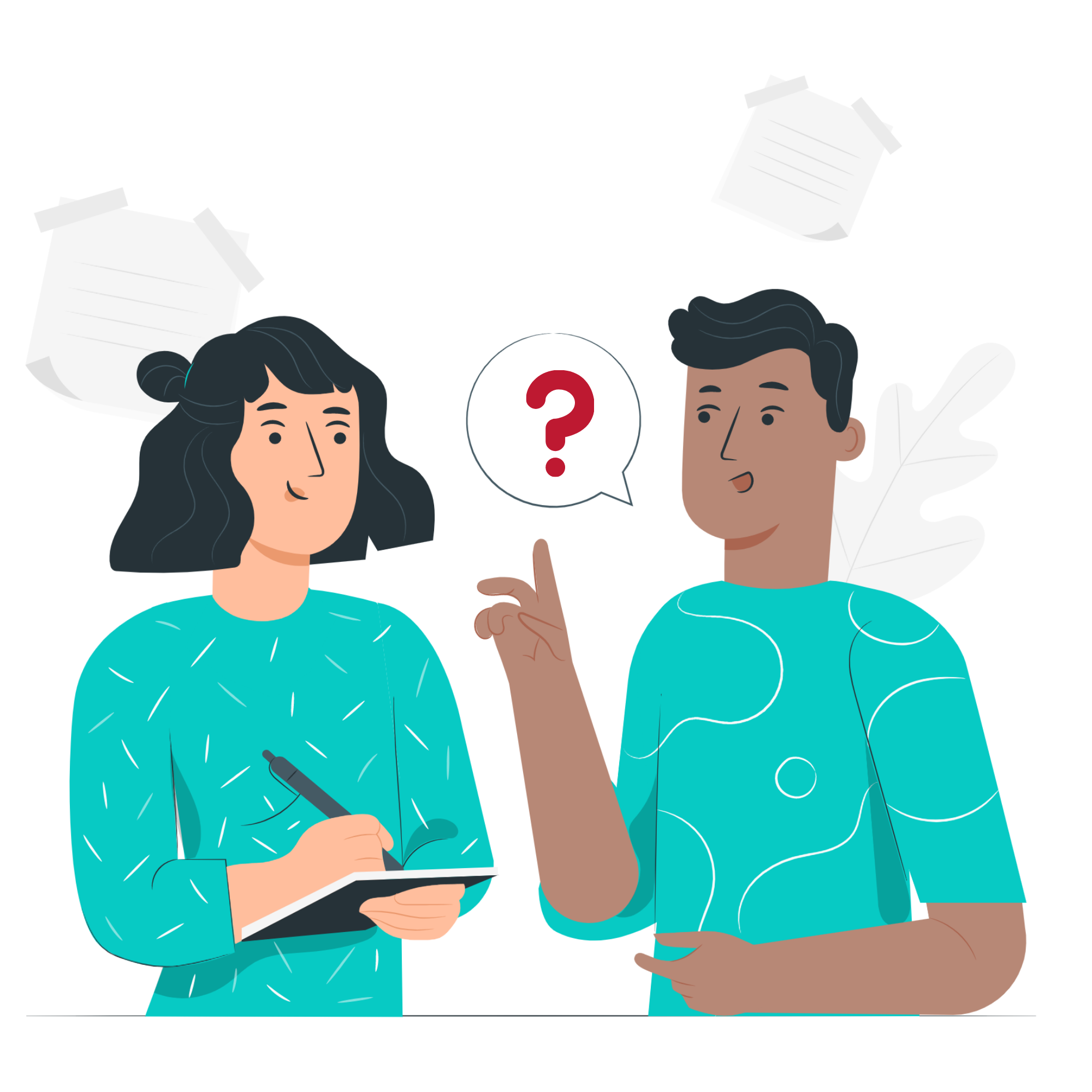 7 Reasons why you should lose the fear of frequently asking questions to your collaborators
