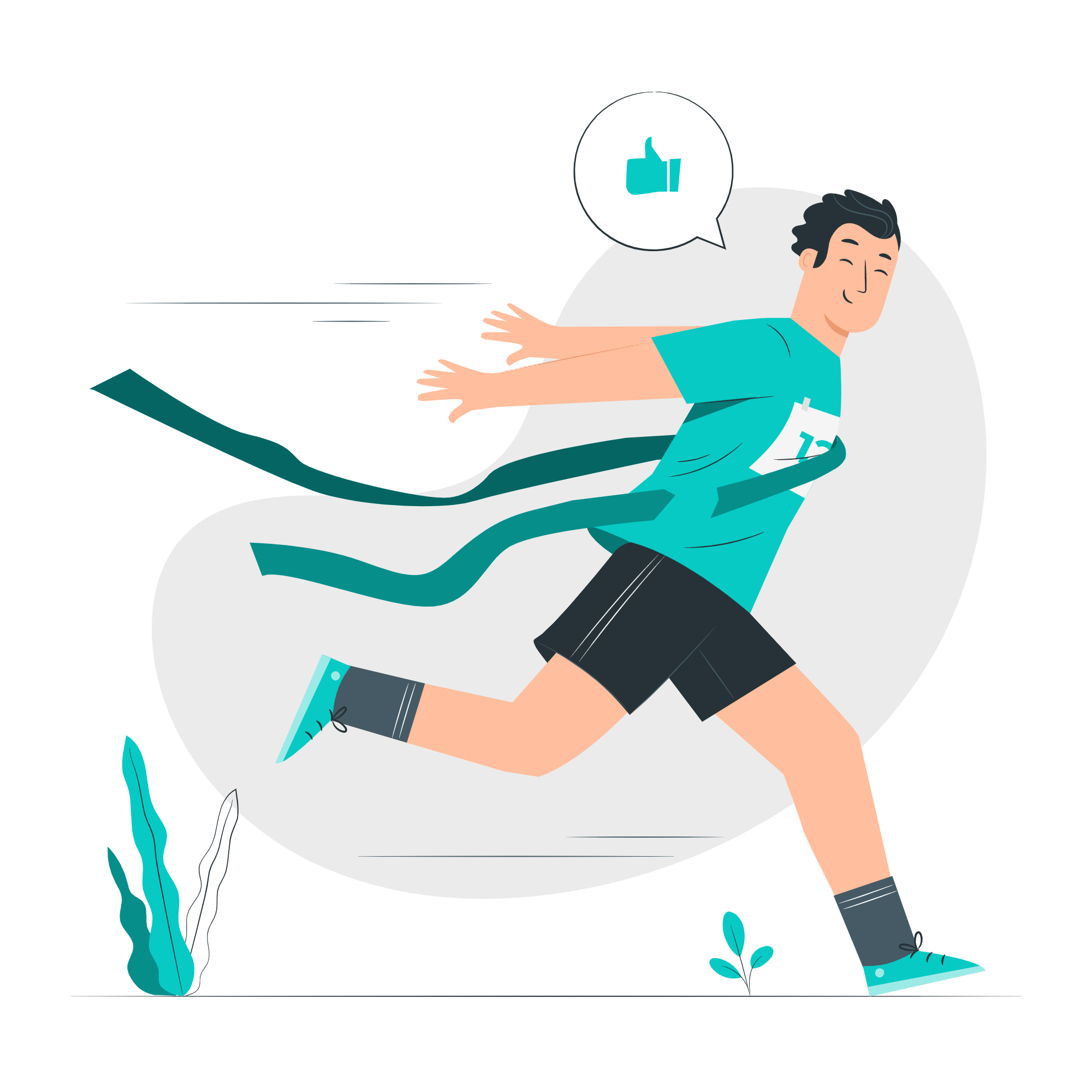 A team's commitment is marathon, not a sprint