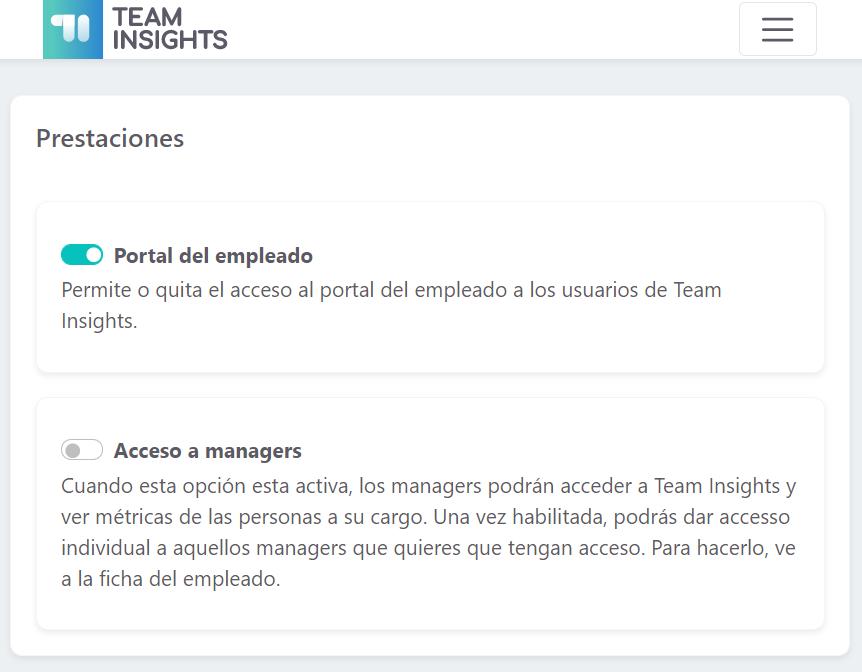 Team Insights Usuarios